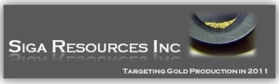 Siga Resources  (OTCBB:SGAE) CEO Interview