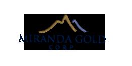 Miranda Gold Corp (TSX.V:MAD)(OTCBB:MRDDF) CEO interview
