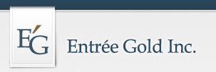 Entree Gold (TSX:ETG) (NYSE AMEX:EGI) CEO Interview