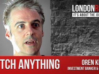 Oren Klaff: How to Make an Investor Presentation